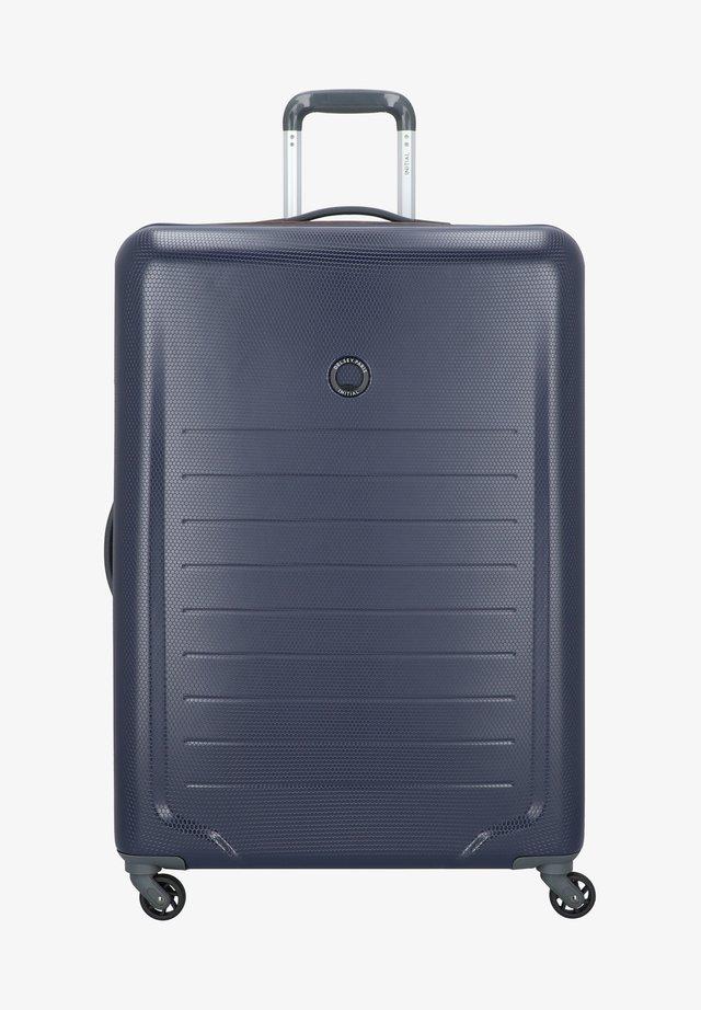 TOLIARA - Wheeled suitcase - blue