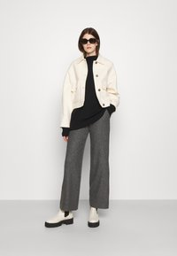 WEEKEND MaxMara - COSA - Kalhoty - medium gray - 1