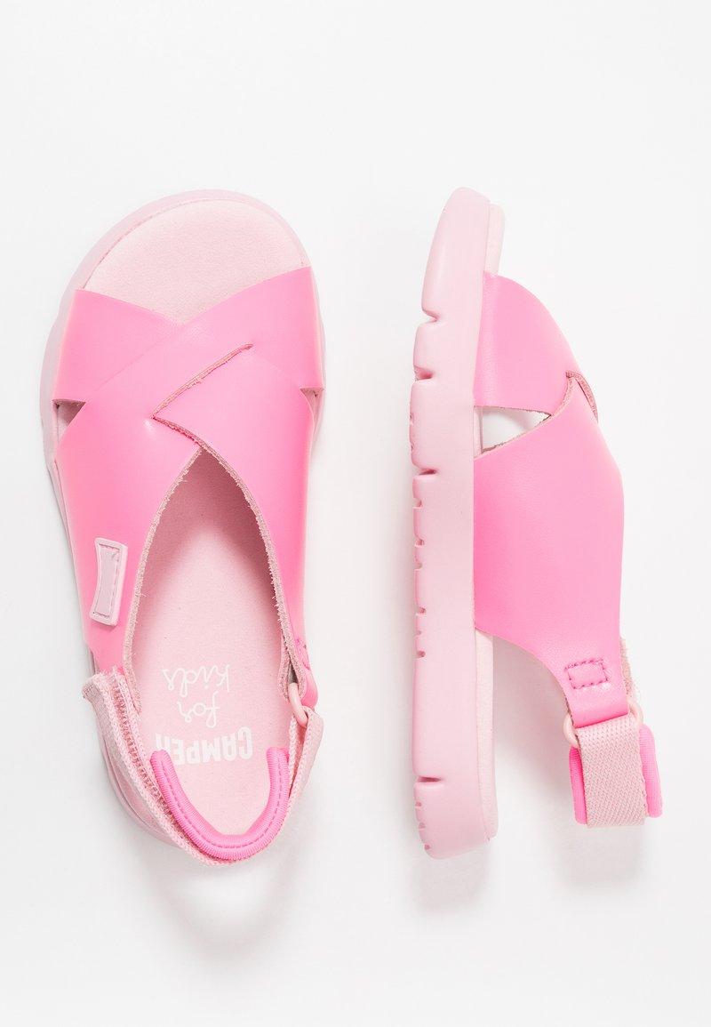 Camper - ORUGA KIDS - Sandály - pink
