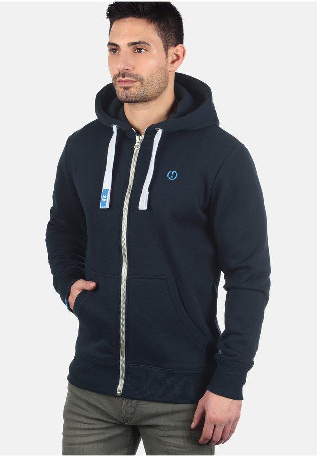 BENN - Sweatjakke /Træningstrøjer - insignia blue