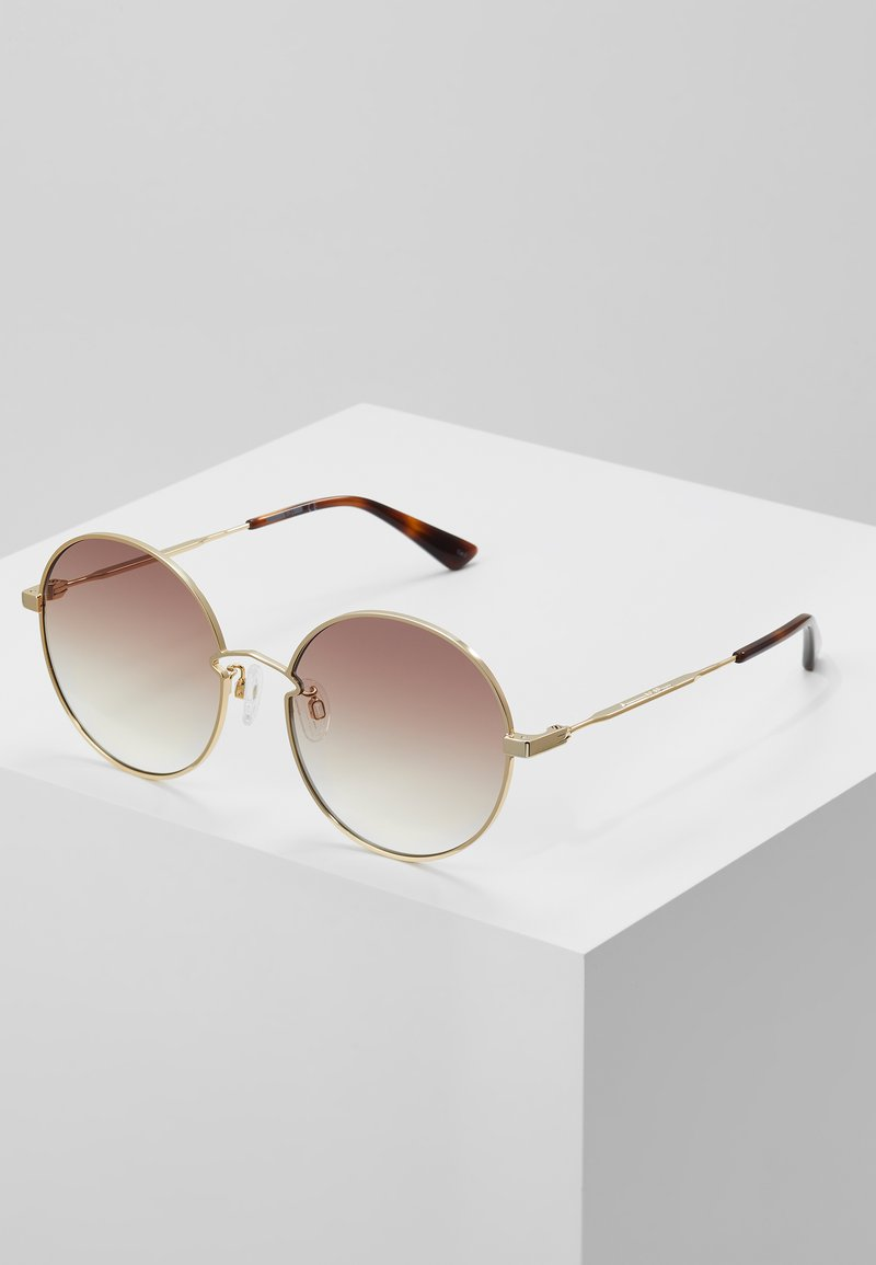 McQ Alexander McQueen - Solbriller - gold-coloured/brown