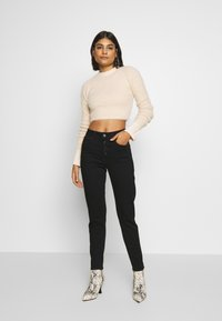 Ivyrevel - CROPPED FUZZY - Jumper - natural - 1