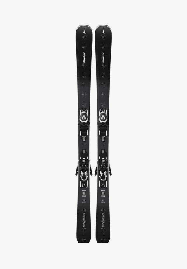Skiing - schwarz