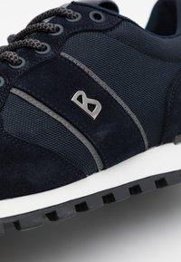 Bogner - PORTO - Sneakersy niskie - dark blue - 3