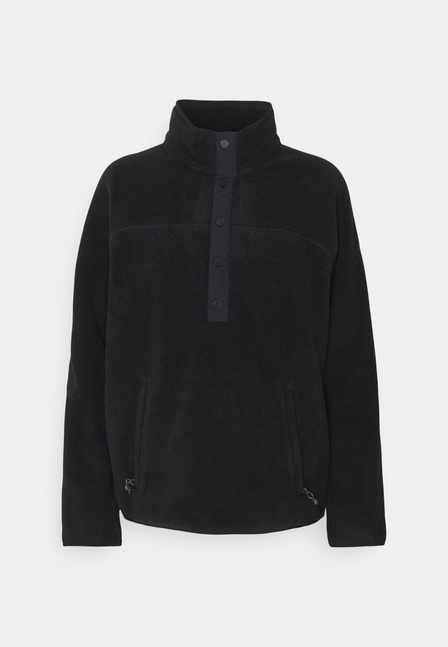 HEARTH  - Fleece trui - true black