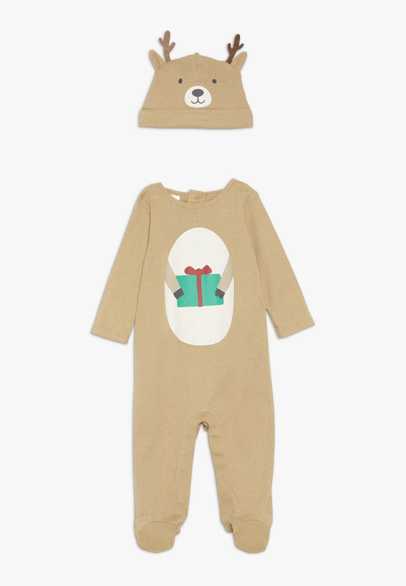 Carter's - BABY SET - Pipo - brown