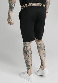SIKSILK - Shorts - black - 4