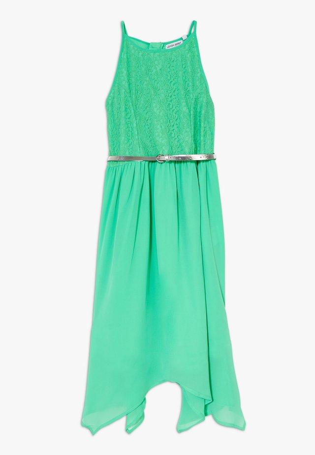 FESTIVE DRESS  - Cocktailklänning - mint leaf