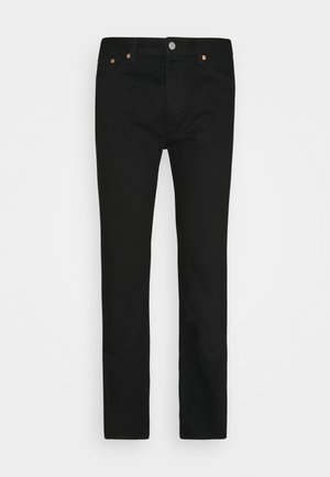 PINE REGULAR - Vaqueros tapered - black