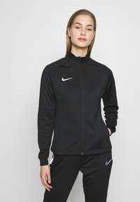 Nike Performance - DRY ACADEMY SUIT - Tracksuit - black - 0