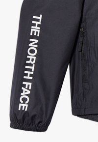 The North Face - YOUTH REACTOR - Windbreaker - black/white - 5