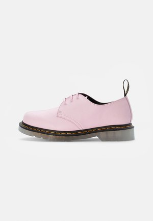 ICED - Casual lace-ups - pale pink smooth
