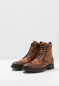 Giorgio 1958 - Lace-up ankle boots - camel - 2