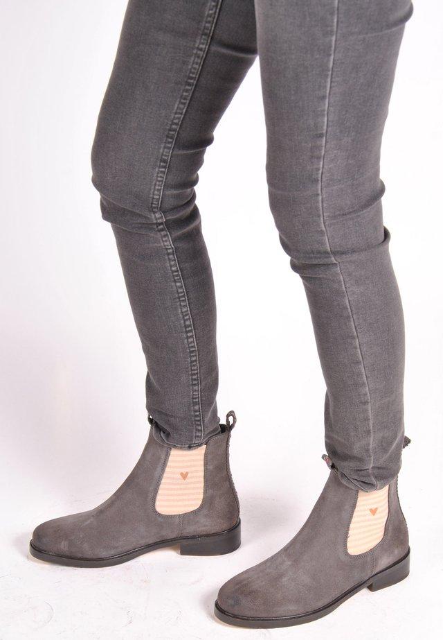 Korte laarzen - grey