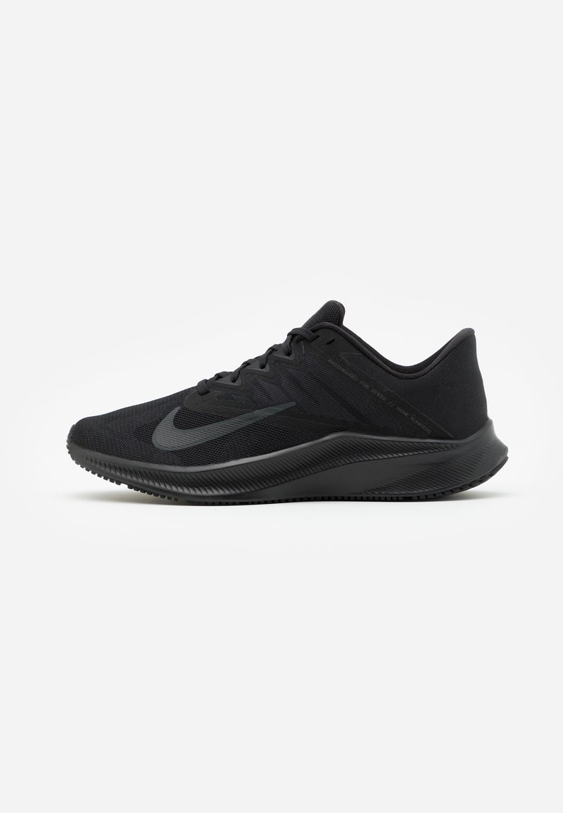 Nike Performance - QUEST 3 - Zapatillas de running neutras - black/dark smoke grey