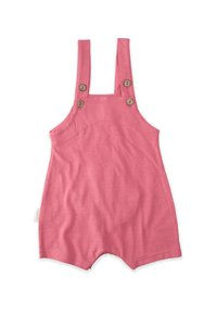 Cigit - RABBIT EMBROIDERY  - Dungarees - coral - 1