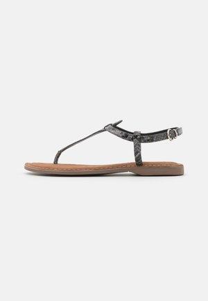Sandály s odděleným palcem - grey