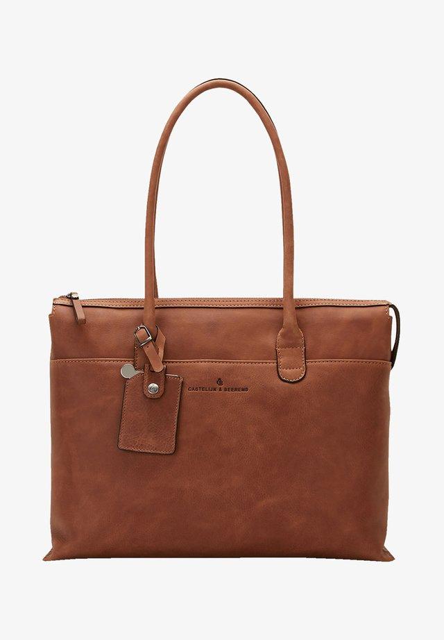 RFID - Handbag - cognac