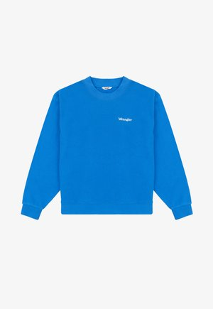 RETRO - Sweatshirts - strong blue