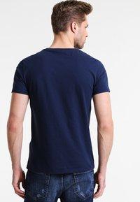 Pier One - T-shirt print - navy - 2