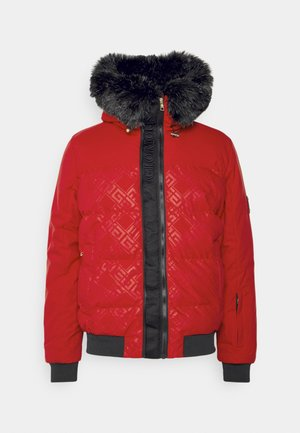 RENIO PUFFER JACKET - Giacca invernale - red