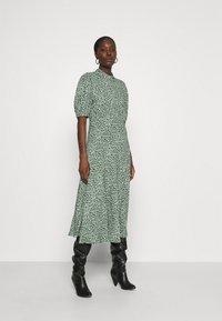 Ghost - LUELLA DRESS - Korte jurk - green - 0