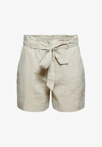 FASHION - Shorts - sand