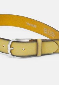 Vanzetti - Belt - yellow - 2