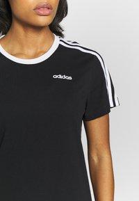 adidas Performance - T-shirts med print - black - 5