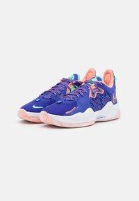 Nike Performance - PG 5 - Basketsko - lapis/blue void/crimson bliss - 1