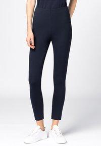HALLHUBER - Leggings - Trousers - dunkelblau - 0