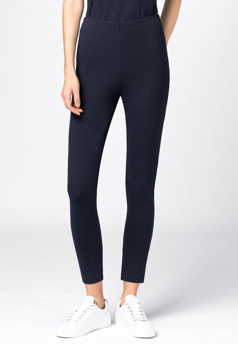 HALLHUBER - Leggings - Trousers - dunkelblau