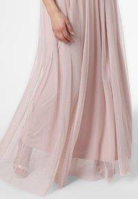 Marie Lund - Maxi skirt - pink - 2
