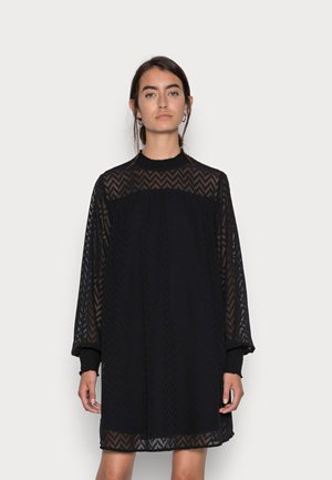 ONLSARAH SMOCK DRESS - Jurk - black