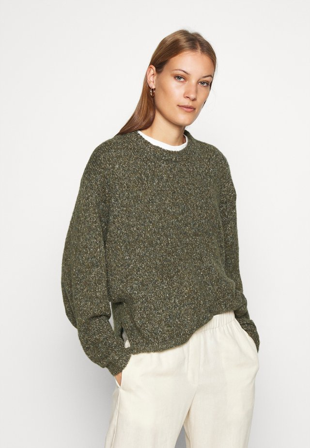 JUMPER MARCEL - Trui - green