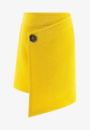 Tubenederdele - yellow