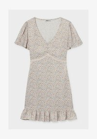 C&A - ARCHIVE - Day dress - coral - 3