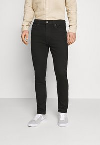 Levi's® - 510™ SKINNY - Skinny džíny - black leaf - 0