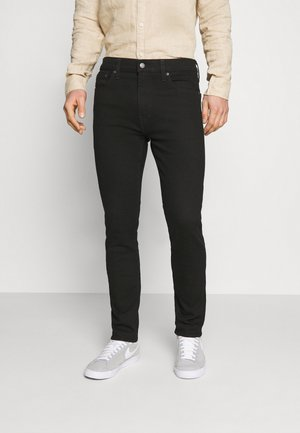 510™ SKINNY - Jeans Skinny Fit - black leaf