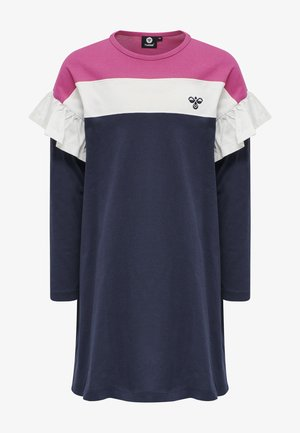 DRESS  - Day dress - lilac rose