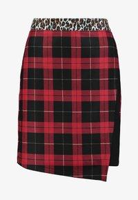 Taifun - Mini skirts  - lipstick red - 3
