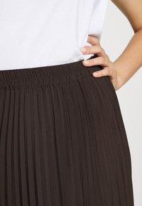 Selected Femme - SLFALEXIS SKIRT - A-line skirt - coffee bean - 5