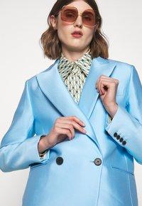 DESIGNERS REMIX - HAILEY - Short coat - sky blue - 4