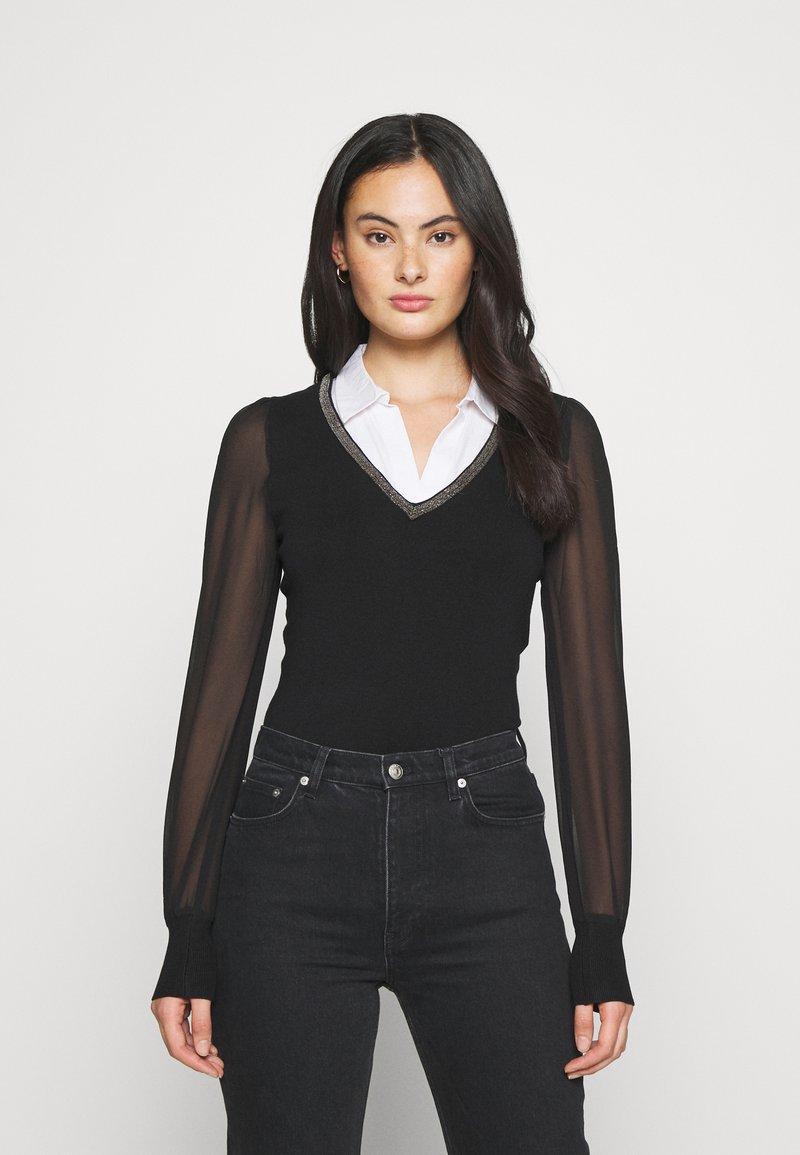 Morgan - Svetr - noir