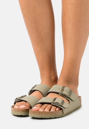 ARIZONA EARTHY VEGAN - Pantoffels - khaki