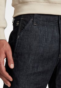 G-Star - WORKER CHINO DENIN - Shorts di jeans - rinsed - 2