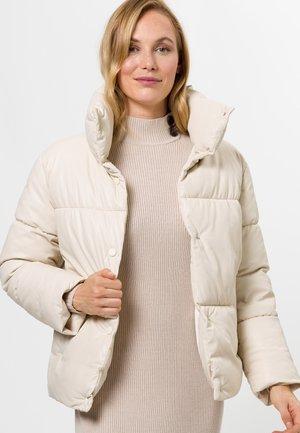 Winter jacket - ivory