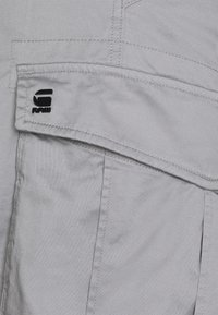 G-Star - ROVIC ZIP TAPERED - Cargobroek - steel grey - 6
