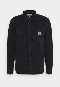 Carhartt WIP - SALINAC MAITLAND - Shirt - black stone washed - 3