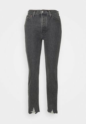 ALEX - Jeans Slim Fit - smokey mountain